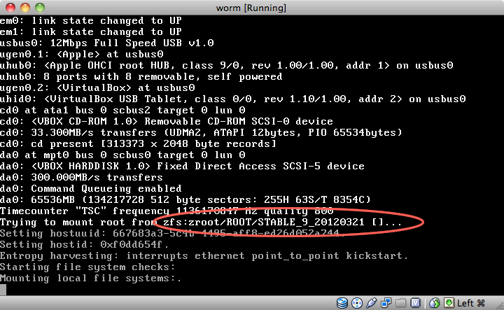 Using ZFS for Managing FreeBSD System Updates